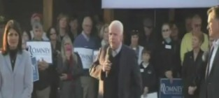John McCain Mistakenly Endorses President Obama
