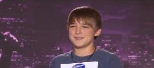 Eben franckewitz american idol audition