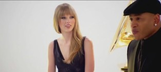 Taylor swift grammy ad