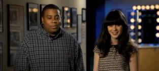 Zooey Deschanel SNL Promo: Not Weird at All!