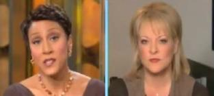 Nancy grace on good morning america