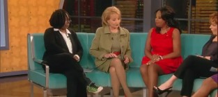 Star Jones Returns to The View