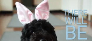 Bo obama easter video