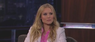 Kristen Bell LOVES The Hunger Games