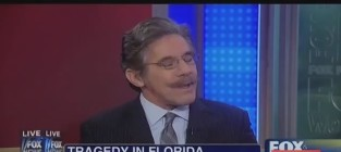 Geraldo rivera on trayvon martin