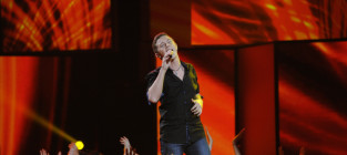 Scotty mccreery water tower town american idol results show