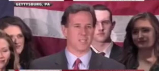 Rick Santorum: OUT of Presidential Race
