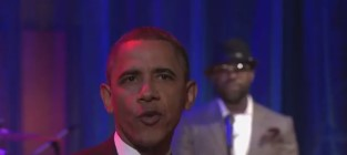 President Obama, Jimmy Fallon Slow Jam the News