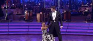 William levy and cheryl burke foxtrot dancing with the stars