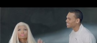 Nicki minaj right by my side music video ft chris brown
