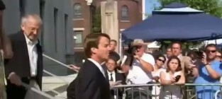John edwards found not guilty
