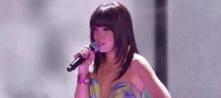 Carly rae jepsen call me maybe teen choice awards