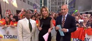Al Roker on The Today Show: Silly Face Alert!