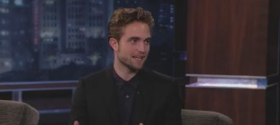 Robert pattinson on jimmy kimmel live part 1
