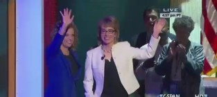 Gabrielle giffords pledge of allegiance 2012 dnc