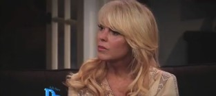 Dina lohan on dr phil