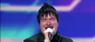 Jason brock x factor audition
