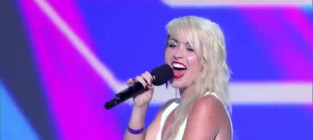 Julia Bullock on The X Factor: Pumped Up, Kicking A$$