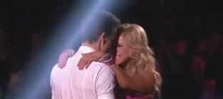 Sabrina Bryan - Dancing With the Stars Week 1