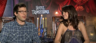 Selena gomez andy samberg interview