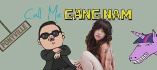 Call me gangnam call me maybe gangnam style remix