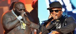 Rick ross vs young jeezy