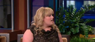 Rebel wilson on the tonight show
