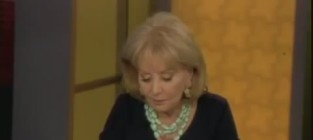 Barbara walters speaks for mariah carey