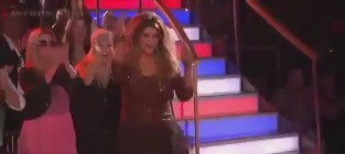 Kirstie alley dancing with the stars week 3