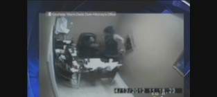 Gunplay Pulls Gun and Robs Accountant: Caught on Video!