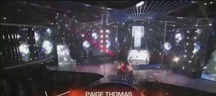 Paige thomas last dance