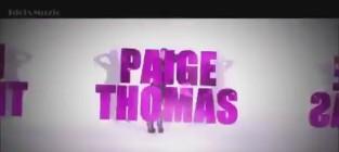 Paige thomas paradise