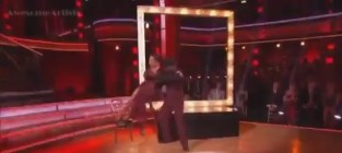 Emmitt smith dancing with the stars semifinals tango
