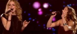Leann rimes and carly rose sonenclar how do i live