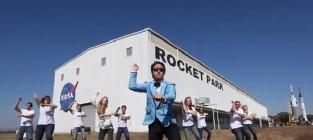 Nasa johnson style gangnam style parody