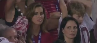 Aj mccarron girlfriend hot according to brent musburger