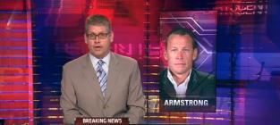Lance armstrong admits to drug use report