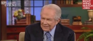 Pat robertson on ugly women marital problems