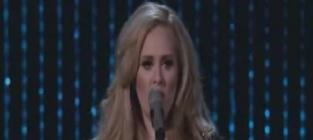Adele Oscars Performance 2013 - Skyfall