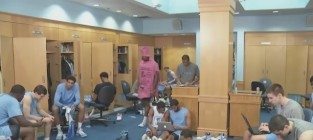 Unc basketball harlem shake