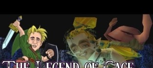 The legend of cage beneath the mask