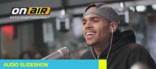 Chris Brown Interview Part 1