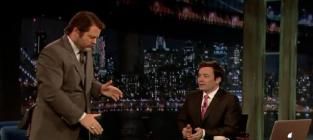 Nick Offerman Break Dancing: The Best Moment of the Month Online