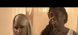 "Lil Wayne-Nicki Minaj Sex Scene Heats Up ""High School"" Music Video"