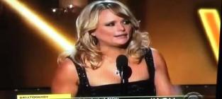 Miranda Lambert Wins!