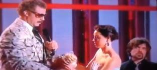 Aubrey plaza mtv movie awards fail