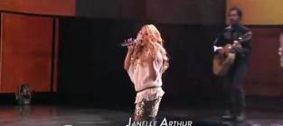 Janelle arthur dumb blonde