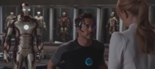 Iron man 3 clip tony and pepper