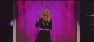 Pitbull christina aguilera billboard music awards performance 20