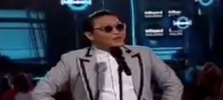 Psy billboard music awards 2013